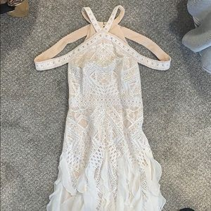 Bride to be Shower dress